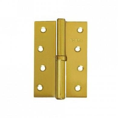 Петли для дверей Apecs 100*62-B-Steel-GM-R