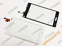 Тачскрин LG P710 P713 білий