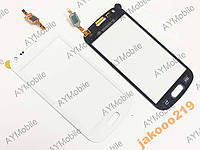 Тачскрин Samsung S7562 Galaxy S Duos білий