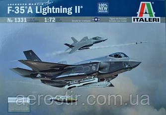 F-35A Lightning II 1/72 Italeri 1331