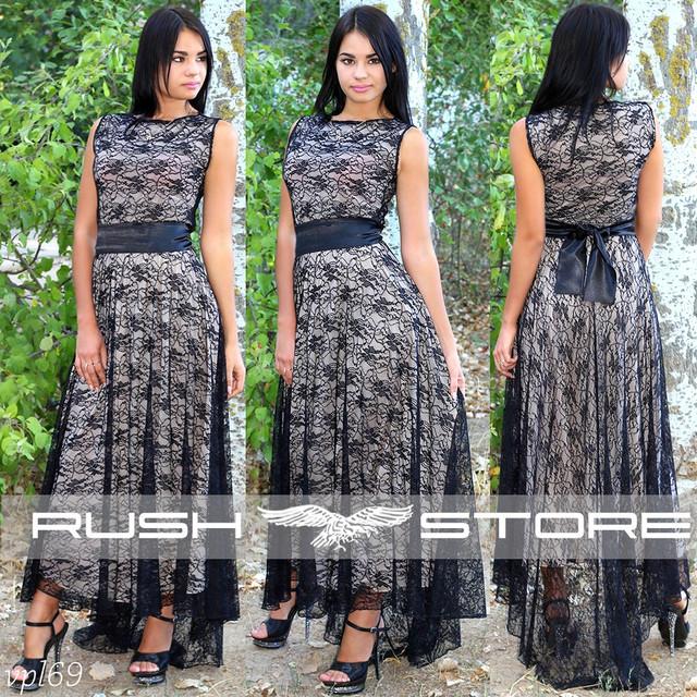 Купить красивое вечернее платье в Украине