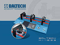 BALTECH HI-1633 - нагреватель для трех подшипников, колец, труб