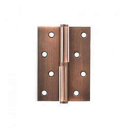 Петли для дверей Apecs 100*75-B-AC-L
