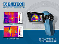 BALTECH TR-0120 - тепловизор с цифровой камерой