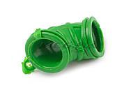 """Патрубок воздушного фильтра  на скутер   Yamaha JOG   """"KOMATCU""""   (зеленый)"""