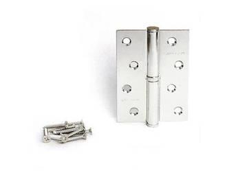 Петли для дверей Apecs 100*75-B-CR-R