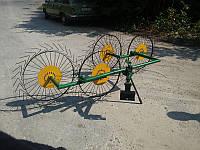 Грабли-ворошилки Солнышко ГВР-4