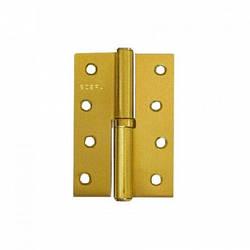 Петли для дверей Apecs 100*75-B-GM-L