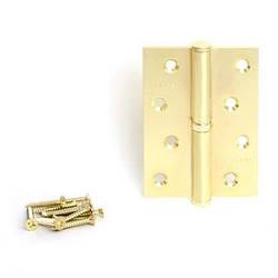 Петли для дверей Apecs 100*75-B-GM-R