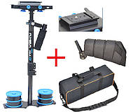 Стедикам Proaim Flycam CF Nano DSLR Carbon с Рукой + площадка + заводская сумка