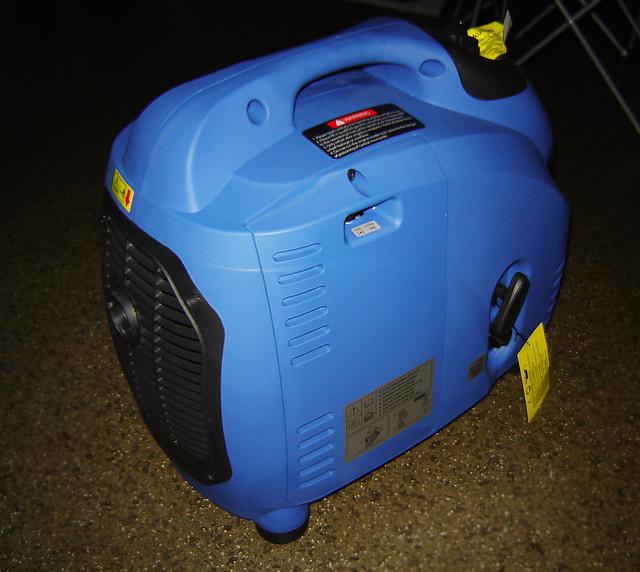 инверторный генератор Weekender 3500i