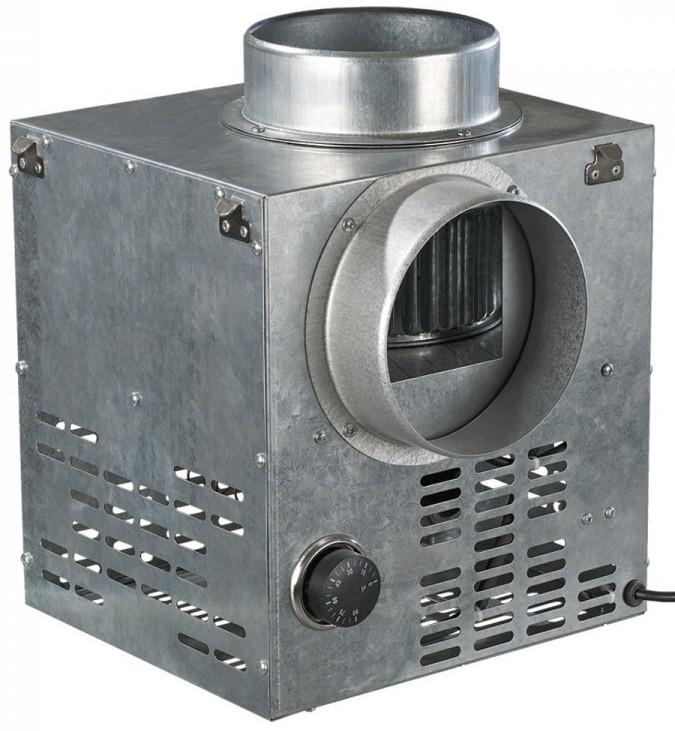 ВЕНТС КАМ 125 ЭкоДуо - каминный вентилятор