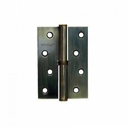Петли для дверей Apecs 100*75-B-Steel-AB-L