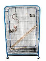 Вольер для попугая. 80* 50*130 см., фото 1