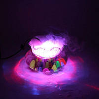 Генератор тумана с подсветкой