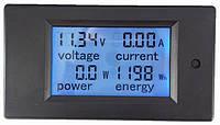 Измеритель параметров тока, ваттметр, DC 100В, 20А