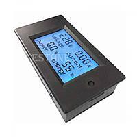 Измеритель параметров тока, ваттметр, AC 220В, 20А