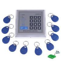 Панель контроля доступа РЧИД, RFID