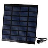 Фонтан на выносной солнечной батарее, 1.1 Вт., фото 5