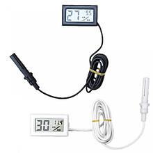 Цифровой гигрометр-термометр с выносным датчиком