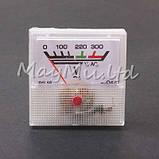 Стрелочный вольтметр переменного тока 220 В, фото 2