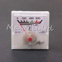 Стрелочный вольтметр переменного тока 220 В