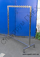 Вешалка для одежды двухсторонняя 24х2, фото 1