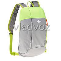 Городской, спортивный рюкзак Arpenaz 10L серый