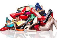 Женская обувь (сапожки, балетки, ботиночки).