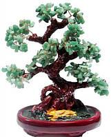 Дерево с натуральным камнем в ассортименте 22х35 см