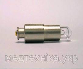 Лампа галогенная  RIESTER 10605 2.5V для офтальмоскопов ri-star, ri-scope, ri-mini, Германия