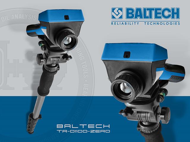 BALTECH TR-0110-ZERO - тепловизор, приборы для энергоаудита - BALTECH в Киеве