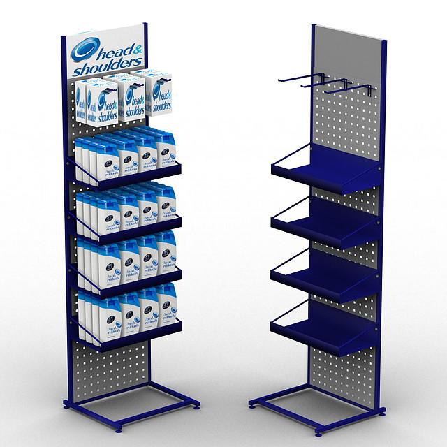 Торговые стойки для магазинов от производителя