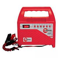 Зарядное устройство 6В-12В INTERTOOL AT-3012