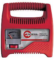 Зарядное устройство 6В-12В INTERTOOL AT-3014
