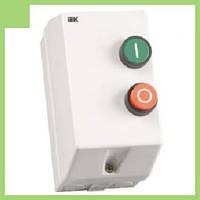 Контактор КМИ11260 12А в оболочке Ue=380B/АС3 IP54 ИЭК