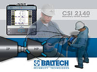 CSI 2140 - виброанализатор, анализатор вибрации