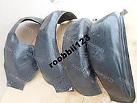 Подкрылки Защита (4шт) Chevrolet Tacuma Rezzo (2004-2008) Nor-plast УВЕЛИЧЕННЫЕ!