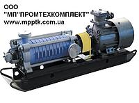 Центробежный насос секционного типа ЦНСк 40/10 - ЦНСк 40-140