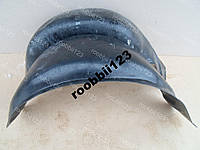 Подкрылки Защита (2шт) Chevrolet Tacuma Rezzo (2004-2008) Задние Nor-plast УВЕЛИЧЕННЫЕ!