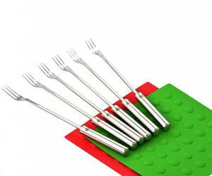 5741-S STAHLBERG Набор вилок с 3-мя зубцами для фондю 6 штук
