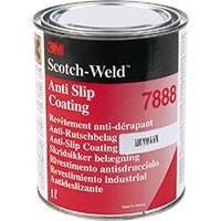 Антискользящее напольное покрытие Scotch-Weld 7888 (1 л), фото 1