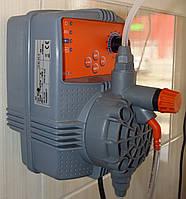 Дозирующий насос серии МХC/A 1,5  230V P.HEAD PP / LIP VALVE+OR FPM