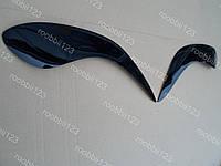 Реснички фара Opel Vivaro (2001->) (T2) (Spirit) УСИЛЕННЫЕ