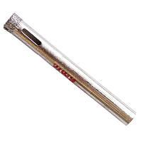 Сверло алмазное трубчатое (коронка) по стеклу и керамике 6 мм INTERTOOL SD-0344