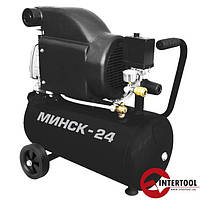 Компрессор 24 литра 1.5 кВт Минск-24  PT-0020