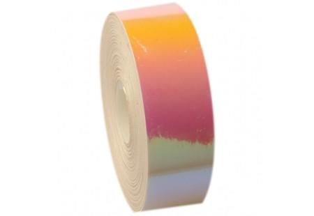 Обмотка обруча Pastorelli Laser 11м 02480 розово-жёлтая