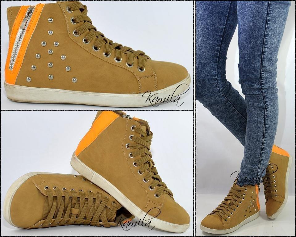 Модные кроссовки кеды на осень огненная молния размер 39