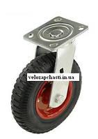 Большегрузная литая резина, поворотное, диаметр 200 мм.