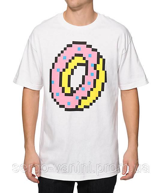 Футболка с принтом Odd Future Pixel мужская